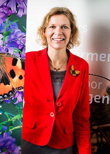Titia Wolterbeek De Vlinderstichting